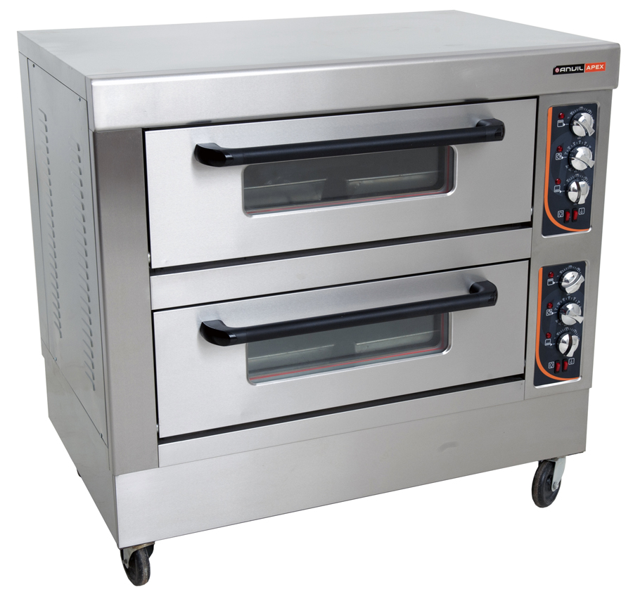 doa3002--deck-oven-anvil--2-tray--double-deck