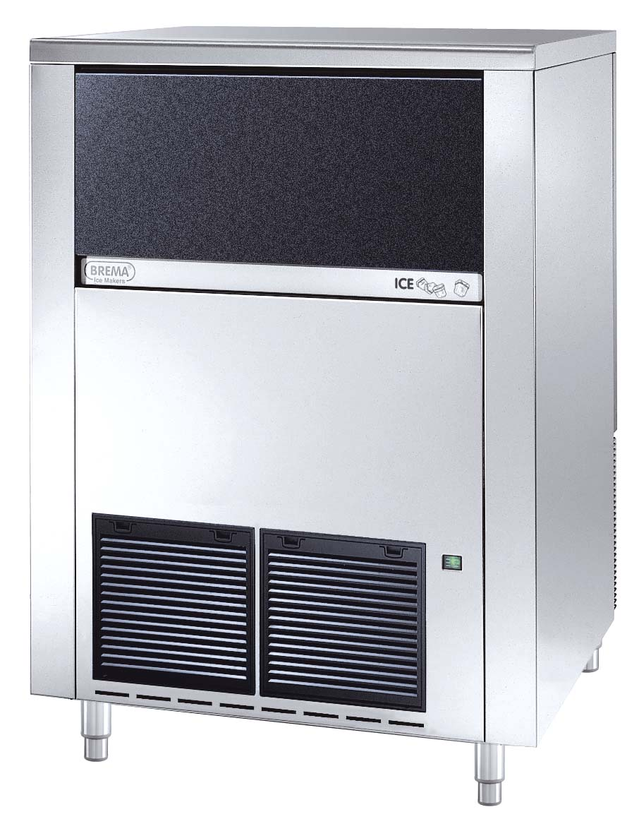 imb0130--brema-ice-maker--gourmet-cube--self-contained--130kg-per-24hrs