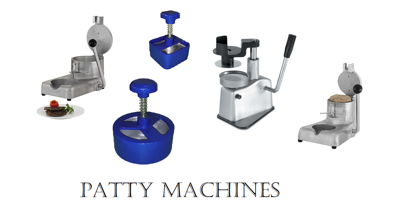 patty-machines