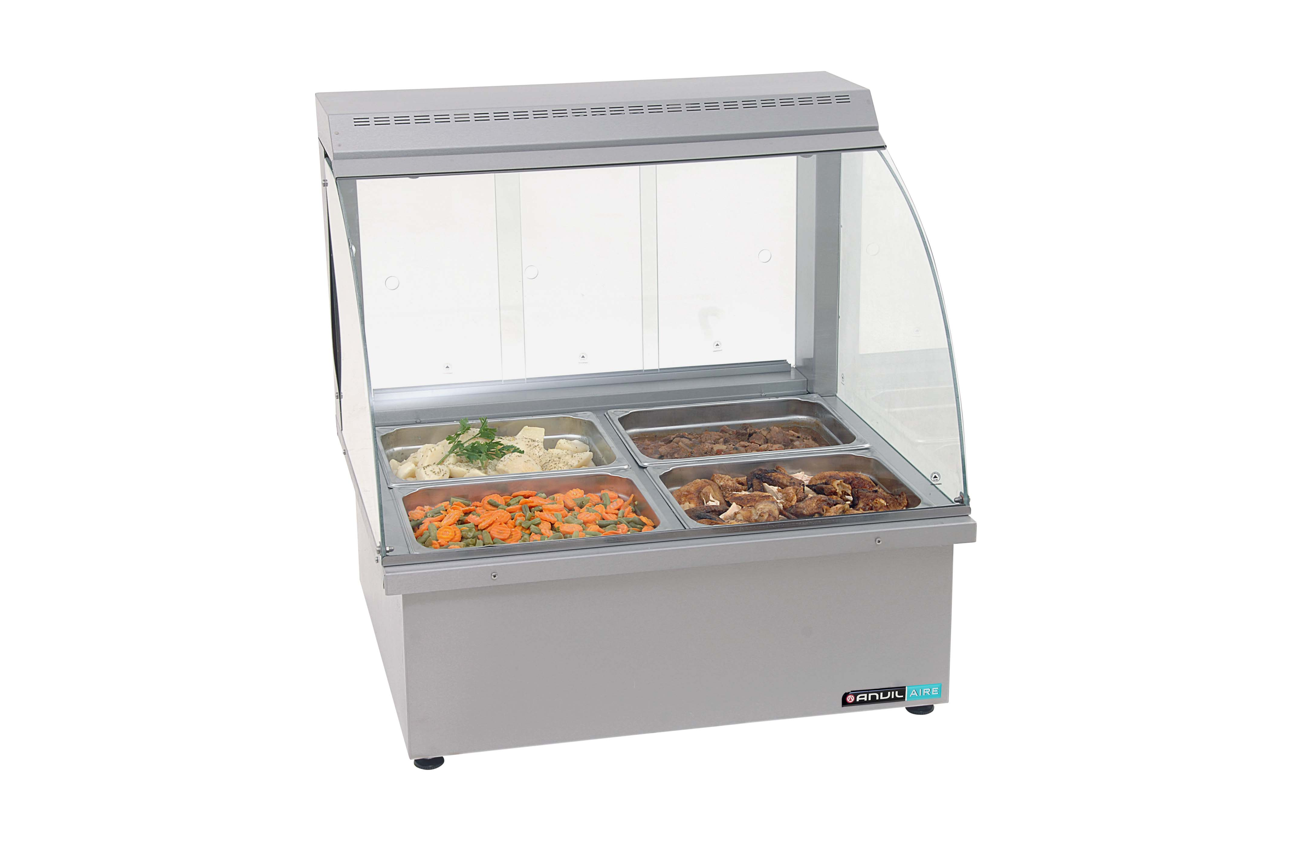 bma4002--hot-food-bar--bain-marie-anvil-table-top--2-division