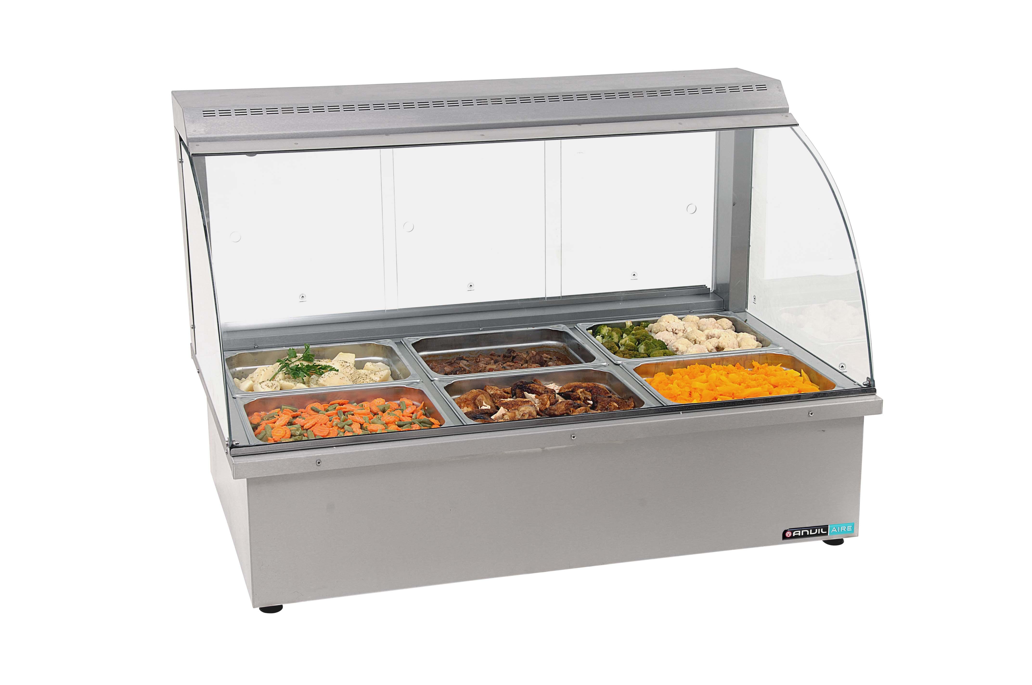 bma4003--hot-food-bar--bain-marie-anvil-table-top--3-division