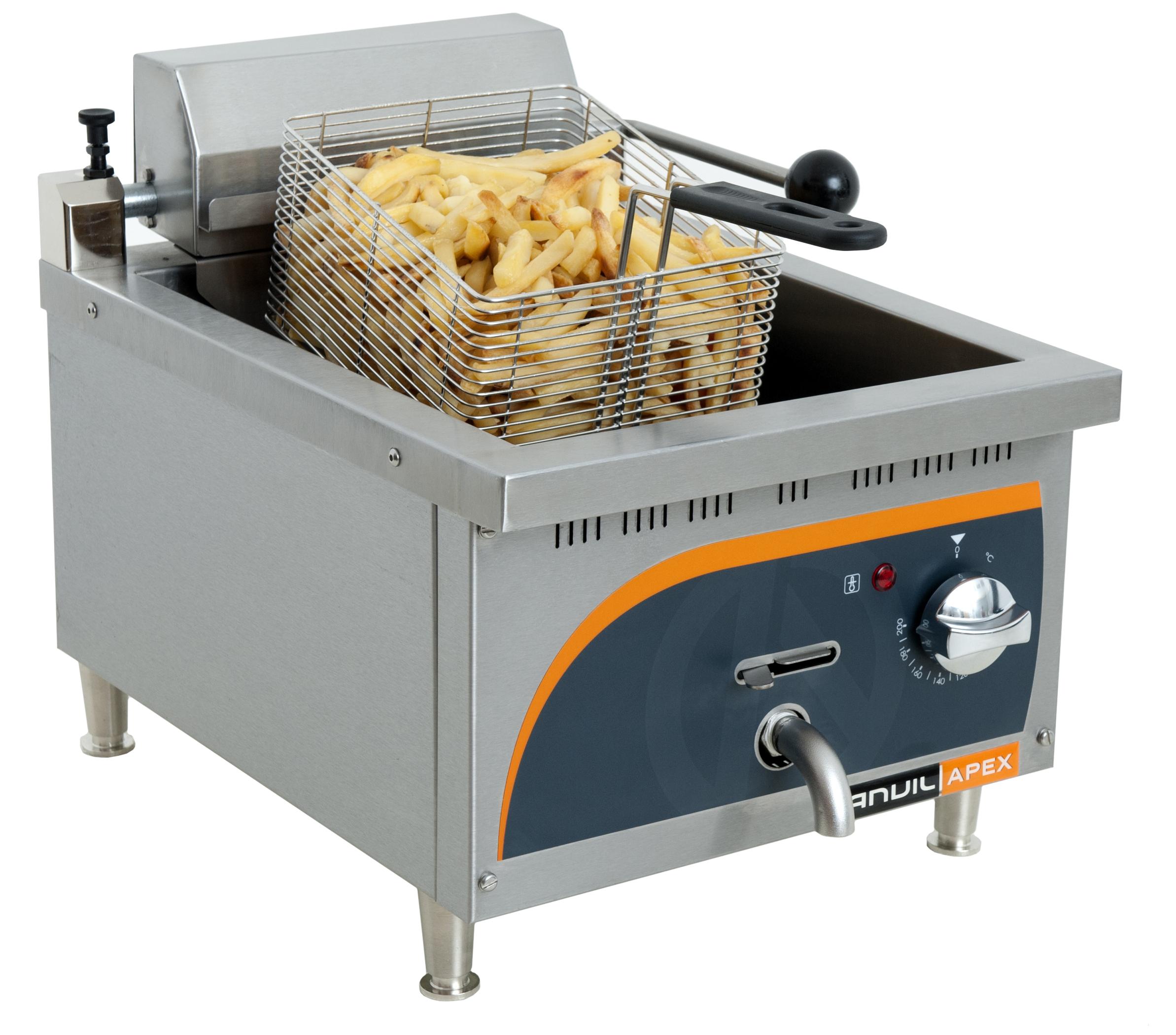 ffa6003--fish-fryer-anvil--1-x-10lt--high-speed--56kw-elec