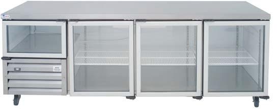 gd8sc-&ndash-3&frac12-glass-door-ststeel-underbar-fridge-2380mm
