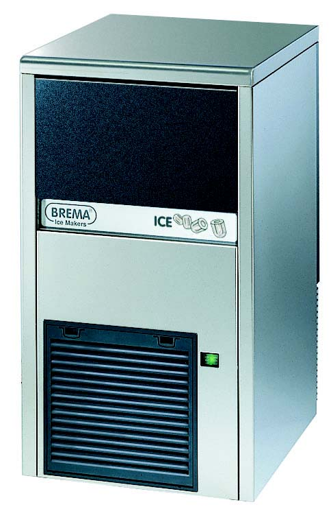 imb0028--brema-ice-maker--gourmet-cube--self-contained--28kg-per-24hrs