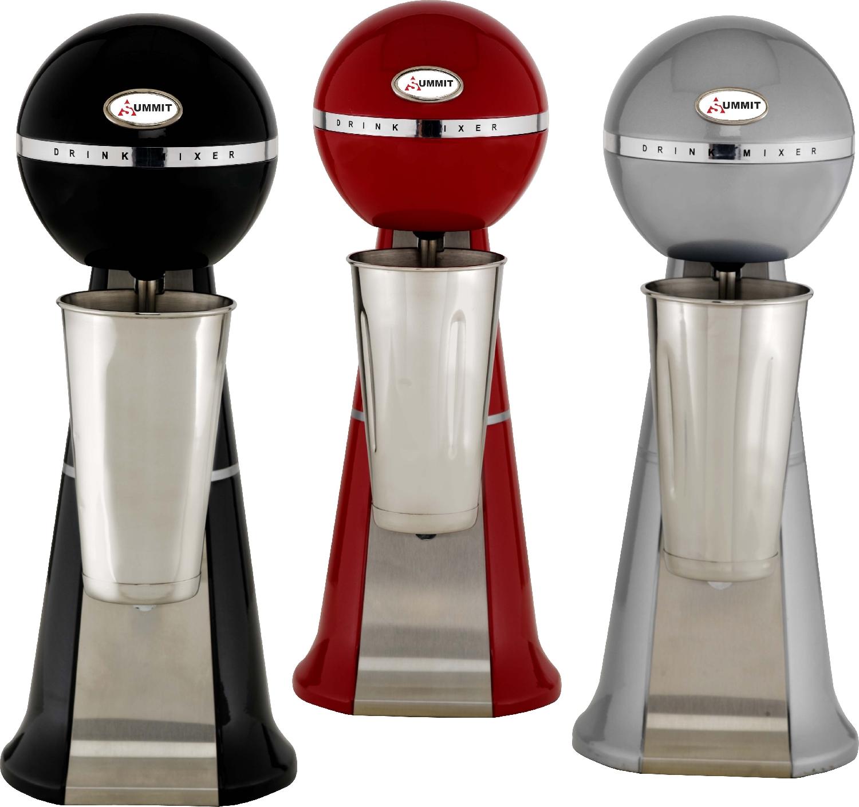 mma0001--summit-milkshake-machine-black--single-head-incl-cup