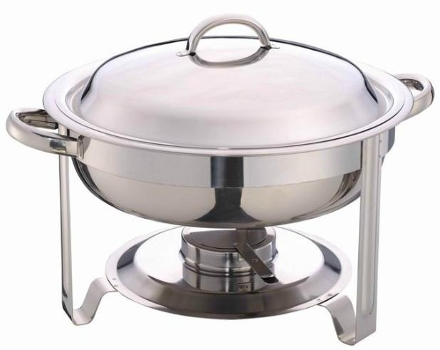 cds1001--chafing-dish-stainless-steel-polished-round