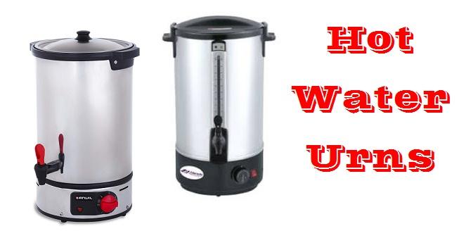 urns--hot-water