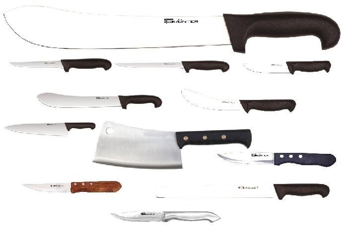 gr&uumlnter-knives